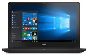 Dell Inspiron 7000 (Core i7 - 6th Gen/16 GB RAM/1 TB HDD/15.6 Inch FHD/Windows 10/ MS Office/4 GB GTX 960M Graphics) Inspiron 7559 Gaming Laptop (Black, 2.5 Kg)