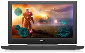 Dell (Intel Core i7- 10th Gen/8 GB RAM/512 GB SSD/39.62 cm (15.6 inch)/Windows 10) G55500i7 (Black , 2.61 kg)