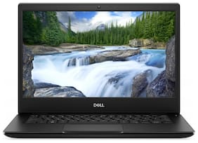 Dell Latitude 3400 14-inch Business Laptop (8th Gen Core i3-8145U/4GB/1TB HDD/Ubuntu/Intel HD Graphics/Black)