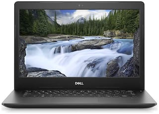Dell Latitude 3490 (Core i3-7th Gen /4 GB RAM/1 TB HDD/35.56 cm (14 inch)/HD Display//DOS) Black, 1.67 kg)