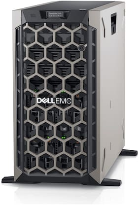 Dell PowerEdge T440 Server, Intel Xeon 4210 (2nd Gen, 10Core) Processor with 32GB RAM & 3 x 1.2TB 10K RPM SAS Hard Disk