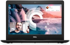Dell Vostro Core i3 10th Gen - (4 GB/256 GB SSD/Windows 10 Home) Vostro 3491 Thin and Light Laptop  (14 inch, Black, 1.66 kg, With MS Office)