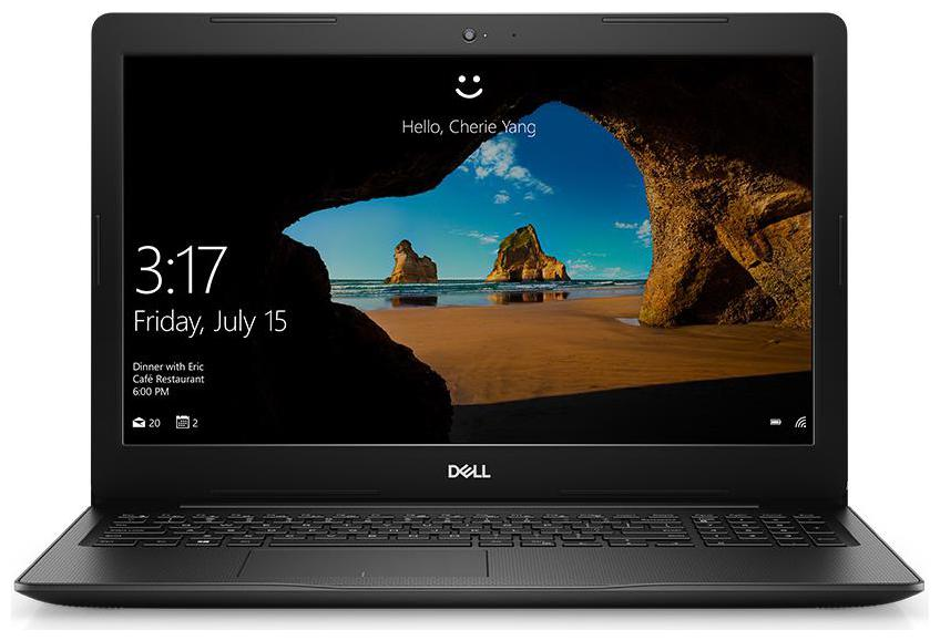 DELL Vostro 3581 (Core i3-7th Gen/4 GB/1 TB/39.62 cm(15.6 Inch) HD/Windows 10/MSO) C553103WIN9 (Black, 2.4 Kg)