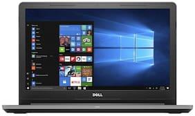 """DELL Vostro 3568 (Core i3 (7th Gen)/4GB/1TB HDD/""""15.6""""/Windows 10/MS Office) A553117WIN9, (Black, 2.2 kg)"""