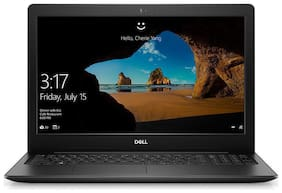 DELL Vostro 3581 (Core i3-7th Gen/4 GB/1 TB/15.6 inch HD/Windows 10/MS Office/ODD) C553103WIN9 (Black, 2.4 Kg)