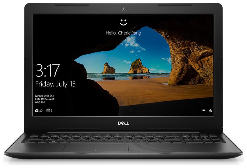 DELL Vostro 3581  Core i3 /4  GB/1 TB/15.6 Inch/Windows 10   Black, 2.4 Kg