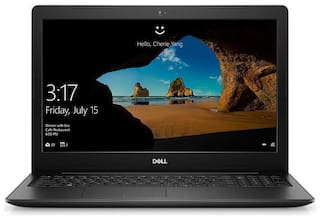 Dell Vostro 15 3590 15.6-inch FHD Laptop (10th Gen Core i3/4GB/1TB HDD/Windows 10 + MS Office/Intel HD Graphics/Black)