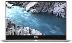 Dell XPS 13 9370-8250U(Core i5 8th Gen/8 GB RAM/256 GB SSD/33.02 cm(13 inch)/ Windows 10)(Silver, 1.2 Kg)