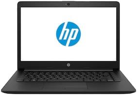 HP 14 (Core i3 (7th Gen)/4GB/1TB HDD/Integrated Graphics/14 inch/Window 10/) 14-CK0119TU Light Laptop (Black, 1.56 Kg)
