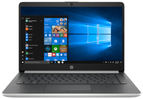 HP 14 (Core i3- 7th Gen/4 GB/1 TB/14 inch FHD/Win 10 with MS Office) Thin & Light Laptop 14s-cf0055tu (Silver  1.47 kg)