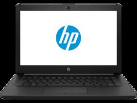 HP 14Q-CS0009TU (Core i3 - 7th Gen/ 4 GB/1 TB /35.56 cm (14 inch) /DOS)Thin & Light Laptop (Jet Black, 1.59 Kg)