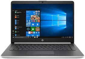 HP 14S-CR2000TU (Intel Core i5-10th Gen/8 GB RAM/1 TB HDD + 256 GB SSD/35.56 cm (14 inch)/Windows 10) Thin and Light Laptop (Natural Silver, 1.7 kg)