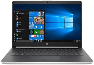 HP 14s (Core i5 (8th Gen)/ 8GB/1TB HDD/14 Inch FHD/Integrated Graphics/ Windows 10/MS Office) 14s-cs1000tu Natural (Silver, 1.43 kg)