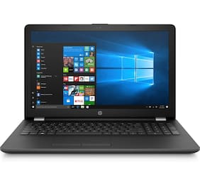 HP 15 APU Dual Core A9 - (4 GB/500 GB HDD/Windows 10 Home) 15-BW523AU Laptop  (15.6 inch, Smoke Grey, 2.1 kg)