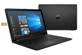 HP 15 (Core i5 - 8th Gen / 4 GB / 1 TB / 39.62 cm (15.6 Inch) FHD / Windows 10) BS146TU (Black  2.1 kg)