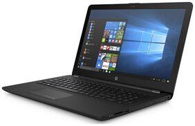 HP 15 (AMD E2 / 4 GB / 1 TB / 39.62 cm (15.6 Inch) / DOS) 15 BW098AU (Jet Black, 2.1 kg)