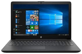 HP 15 (Core i5-8th Gen/ 8 GB/256 GB SSD/39.62 cm (15.6 inch) FHD/Win 10/MS Office) 15q-ds1000TU (Sparkling Black, 2.04 kg)