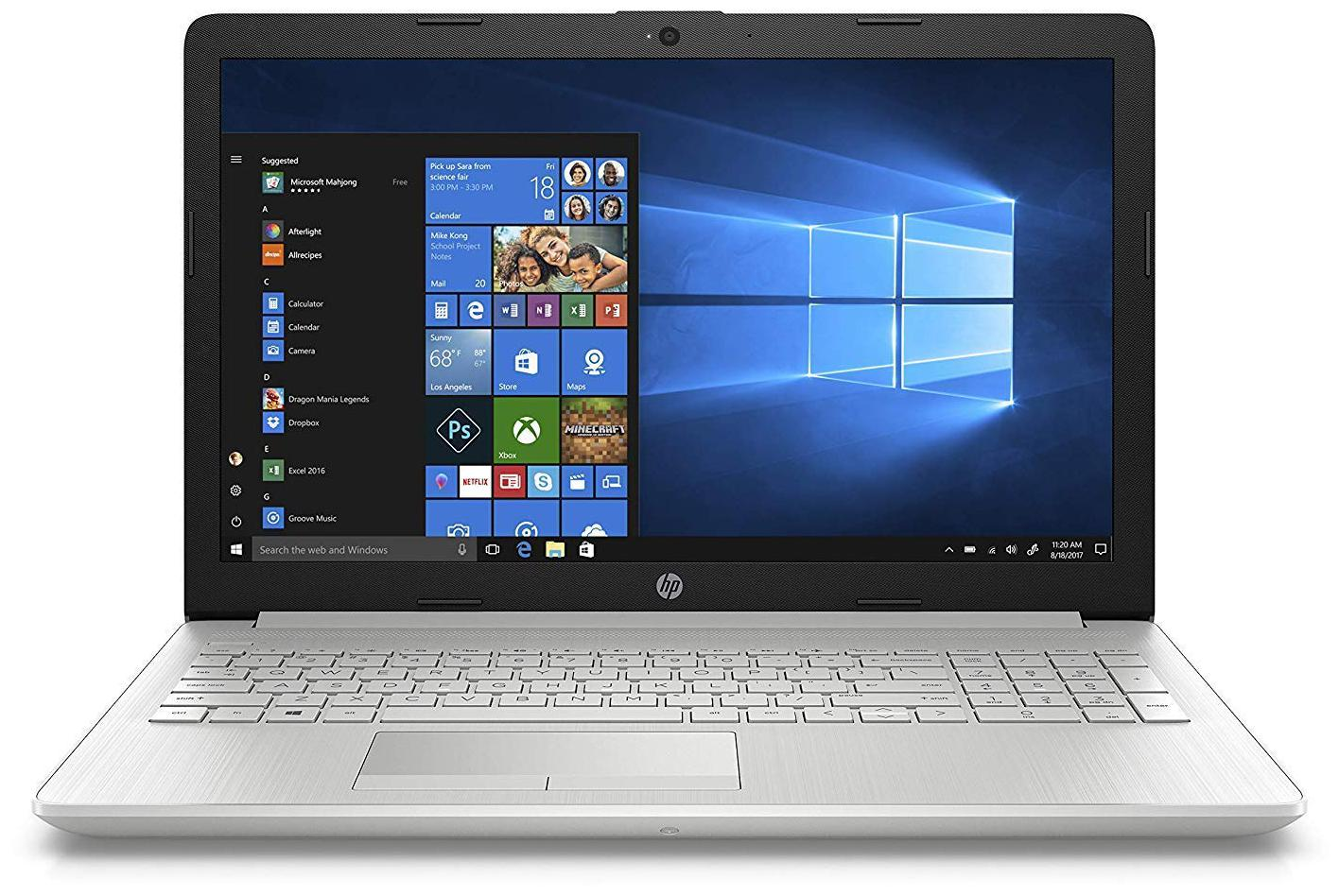 HP 15 (Core i3-7th Gen/4 GB/1 TB/ 15.6