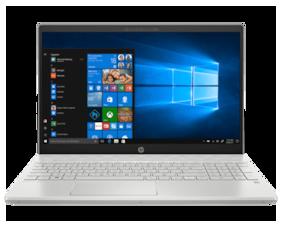 "HP 15 (Core i5-10th Gen/ 8GB/ 1TB+256GB SSD/15.6"" FHD/ Windows 10/ 2GB Nvidia Graphics) 15-CS3006TX (Natural Silver, 2.2Kg)"