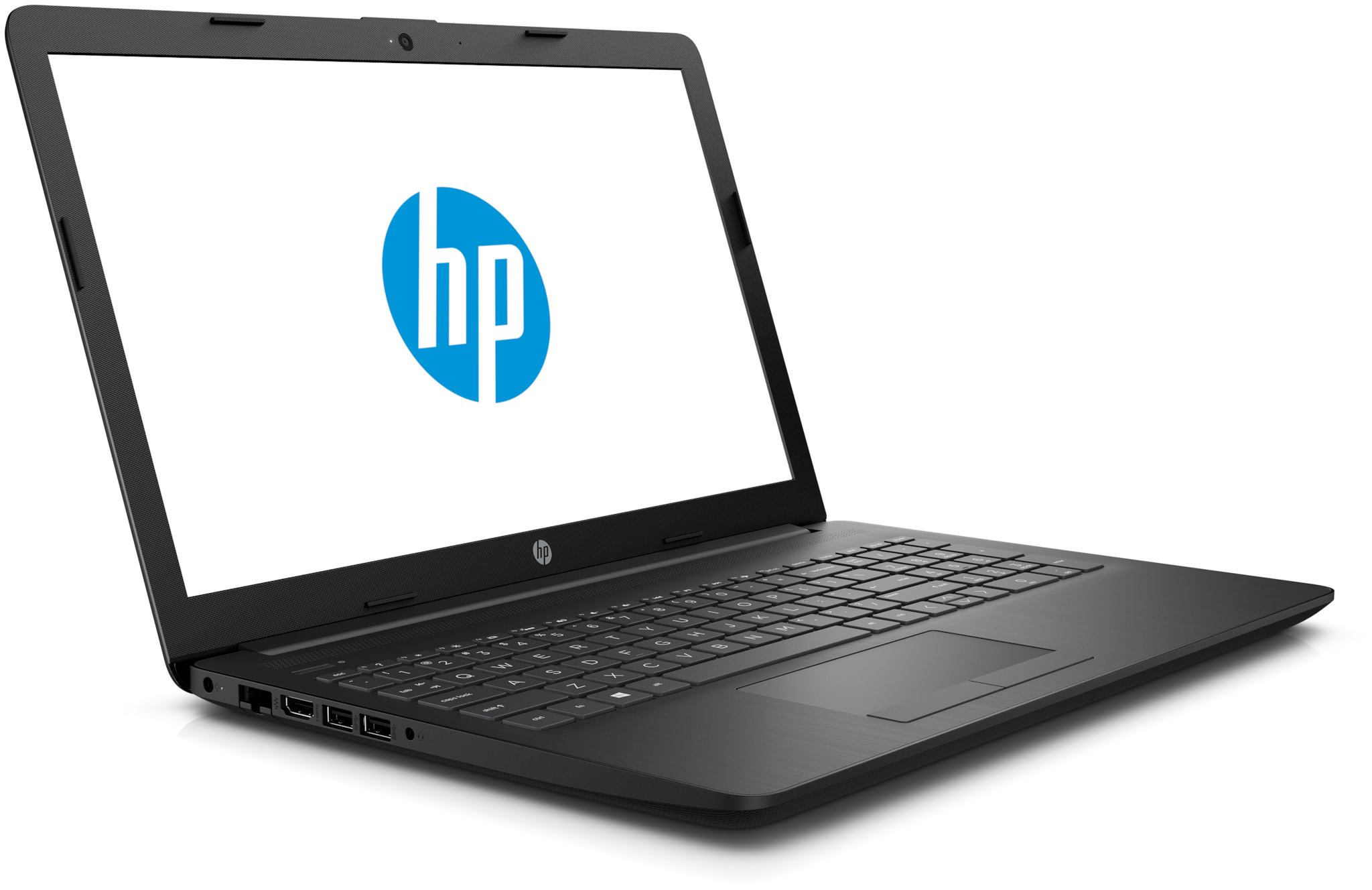 HP 15 (Core i5-8th Gen/ 8 GB RAM/ 1 TB HDD/ 39.62 cm (15.6 inch) FHD/ DOS / 2 GB Graphics) 15-da0077tx (Sparkling Black  2 Kg)