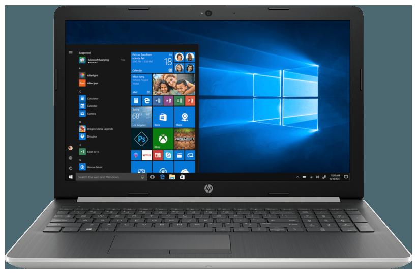 HP 15   Core i5   8th Gen/ 4  GB/ 1 TB/ 15.6  FHD/ Windows  15 DA1030TU  Silver, 2.18 Kg
