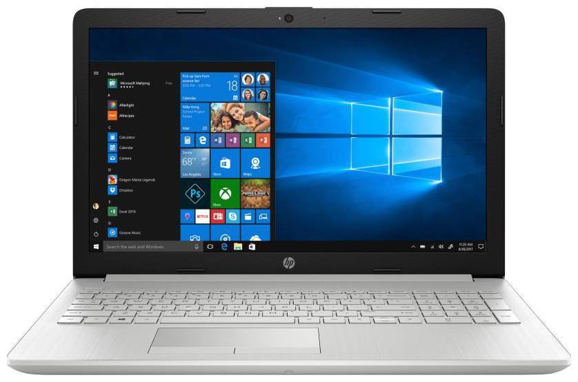 HP 15-da0326tu (Core i3 - 7th Gen / 4 GB RAM / 1 TB HDD / 39.62 cm (15.6