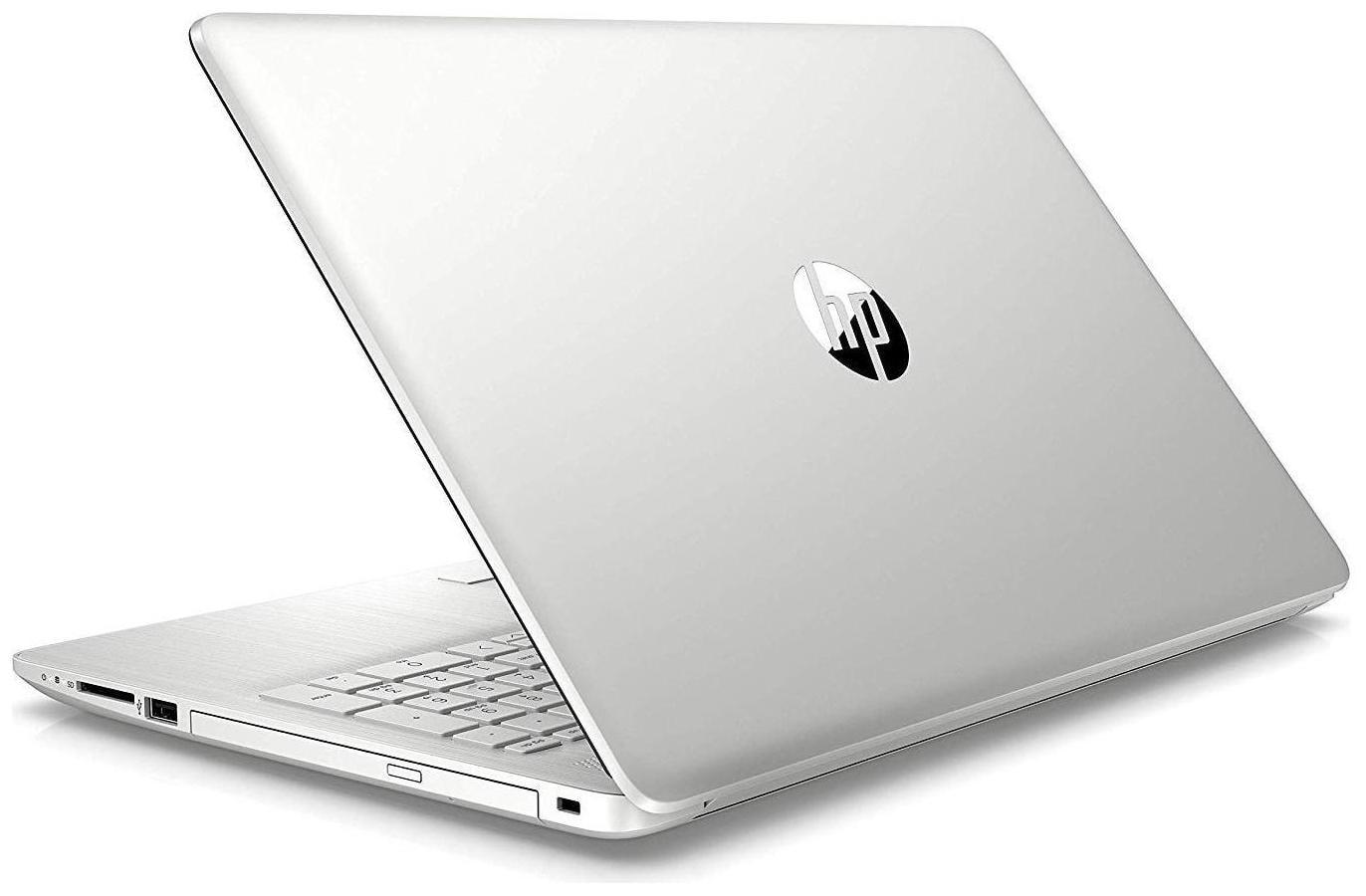HP 15 (Core i3-7th Gen/4 GB/1 TB/ 39.62 cm (15.6 Inch) FHD/ Windows 10 with MSO HandS )15-da0327tu (Natural Silver, 2.1 Kg)