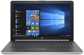 HP 15-db1059au Thin and Light Laptop (AMD Ryzen 3-3200U/4 GB DDR4 RAM/1 TB HDD/39.62 cm (15.6 inch)/Windows 10/MS Office 2019/AMD Radeon Vega 3 Graphics) (Natural Silver, 1.8 kg)