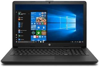 HP 15 Intel Pentium Gold 15-DA0389TU 4417u 15.6-Inch HD Laptop (4GB/1TB/Win10/No DVD/Jet Black/1.91 kg)