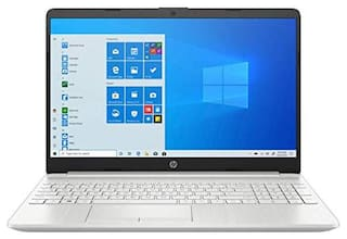 HP 15 Thin & Light 15.6-inch FHD Laptop (Ryzen 3 3250U/8GB/1TB HDD/Win 10 Home/MS Office/1.76 Kg/Natural Silver), 15s-gr0011AU