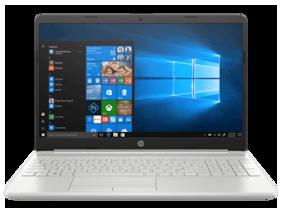 HP 15s du1034TU (Intel Core i5 (10th Gen)/8GB/1TB HDD/Windows 10 Home/39.62 cm (15.6 inch)/Integrated Graphics) (Natural Silver, 1.74 kg)