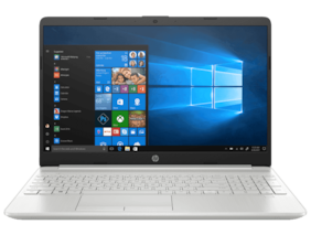 HP 15s du1034TU (Intel Core i5 (10th Gen)/8GB/1TB HDD/Windows 10 Home/39.62 cm (15.6 inch)/Integrated Graphics) (Natural Silver, 1.74 kg)