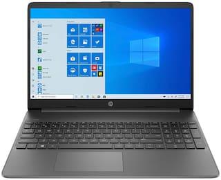 HP- 15s-du2067tu -172R4PA (Intel Core I3 10Th Gen/ 4 Gb DDR4/ 1 TB HDD + 256 Gb SSD/ 39.6 Cm (15.6 Inch) Windows 10) (Jet Black  1.75 Kg)