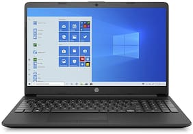 HP 15s (Intel Core i5 10th Gen /8 GB DDR4/ 1 TB HDD/ 39.62 cm (15.6 inch)/ Windows 10) DU1079TX (Jet Black, 1.74 kg)