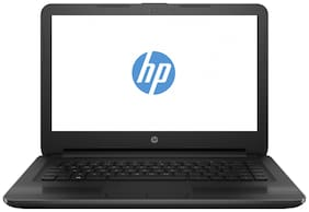 HP 245 (AMD A9 / 4 GB / 1 TB / 35.56 cm (14 Inch) / DOS) 245 G6 (Black, 1.9 kg)