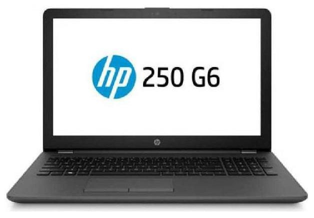 HP 250 G6  2RC10PA  Core i3  7th Gen /4  GB/1 TB/39.62 cm 15.6 /DOS/Graphic 2  GB  Black  by Sky Vision