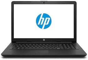 "HP 250G7 Laptop (Intel Celeron Dual Core N4000 @1.1GHz/ 4GB RAM/ 1TB HDD/ 15.6"" HD/ DVD+RW/ Integrated Standard Intel UHD Graphics/ DOS/ Black) 7GZ79PA"