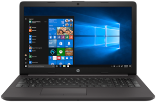 "HP 250G7 (Core i3 -7th Gen 7020U Processor/4GB Ram/1TB Hdd/15.6"" HD SVA Screen/Integrated DVD+RW/DOS) 7RJ83PA"