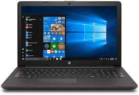 HP 250 G7 (Intel Core i5/10th Gen/8 GB DDR4 /1 TB HDD /39.6 cm (15.6 inch) /Windows 10) 1S5F9PA (Grey, 1.49 Kg)