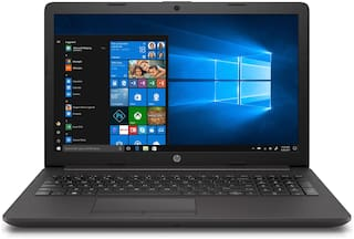 HP 250 G7 (Intel Core i3-10th Gen/4 GB RAM/512 GB SSD/39.62 cm (15.6 inch)/Windows 10/With Fast Charging) 22A67PA (Dark Ash Silver, 1.78 kg)