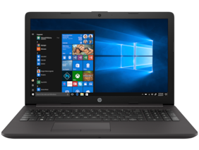 HP 250 G7 Laptop (Intel Core i3-1005G1/10th Gen/4 GB RAM/1 TB HDD/39.62 cm (15.6 inch)/HD/Windows 10/Intel UHD Graphics/DVD WR) 1S5E9PA (Dark Ash Silver, 1.78 kg)
