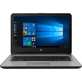 HP 348 G4 (Core i5- 7th Gen/ 8 GB RAM/ 1 TB HDD/14 inch FHD/ DOS) Thin & Light Laptop G4-3TU24PA (1.67 Kg,Black)