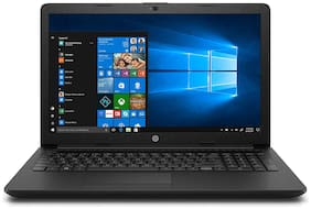"HP 15 (Core i3-7th Gen/ 4GB/ 1TB/15.6"" FHD/ Windows 10) 15-di0002tu (Jet Black, 2.4kg)"