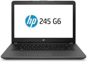 HP Business Notebook 245-G6 Laptop (AMD A9 - 9425 Processor / 4GB DDR4 /  1TB / DOS/14 inch) 2UE06PA (Black, 2.5 kg)
