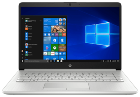 HP Notebook 14s-cr1005TU (Core i5-8265U(8th Gen)/8 GB RAM/1TB HDD + 256 GB SSD/35.56 cm (14 inch)/FullHD, BackLit Keyboard/Windows 10/Office Home & Student) (Natural Silver, 1.5 kg)
