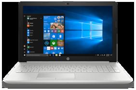 HP Notebook 15 (Core i5 (8th Gen)/8GB/1TB HDD/15.6 Inch FHD/Windows 10/MS Office H&S 2016) da1041TU (Silver,2.4kg )