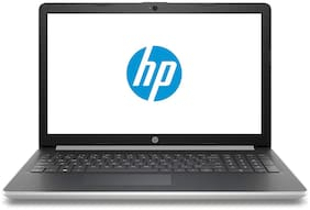 HP Notebook 15-DA0435TX(Core i3-7th Gen/8 GB/1 TB HDD/39.62 cm (15.6 inch)/Windows 10) 5CK37PA (Silver, 2 kg)