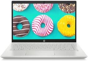 HP Pavilion 14 (Intel Core i5- 10th Gen/8 GB RAM/ 1 TB HDD + 256 GB SSD/35.56 cm (14 inch)/Windows 10) CE3065TU (Mineral Silver ,1.7 kg)