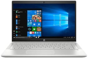 HP Pavilion 14 (Core i5-10th Gen/ 8GB/ 512GB SSD/14-inch FHD/ Win 10/ MS Office/ Alexa Built-in) 14-ce3006TU Thin and Light Laptop (Mineral Silver, 1.6kg)