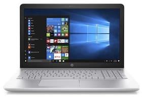 "HP Pavilion (Core i5-8265U/ 8GB /1TB HDD/ 15.6"" FHD Display / Window 10/ 2GB Nvidia GFX/ MS Office 2016) 15-cs1000tx (Silver, 2.5Kg)"